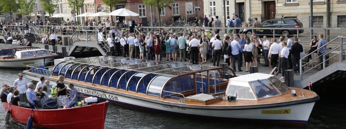 Kanalrundfart i København