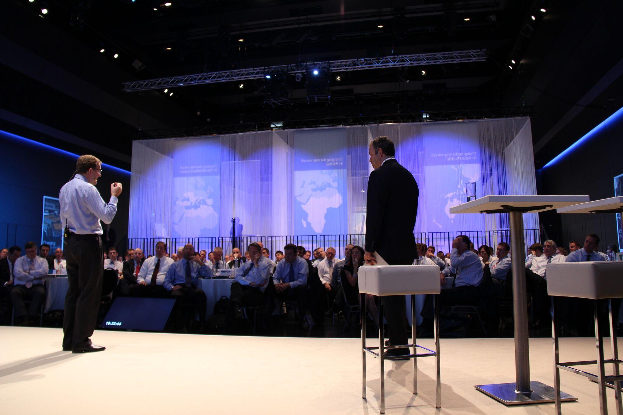 Maersk Line Konference: München